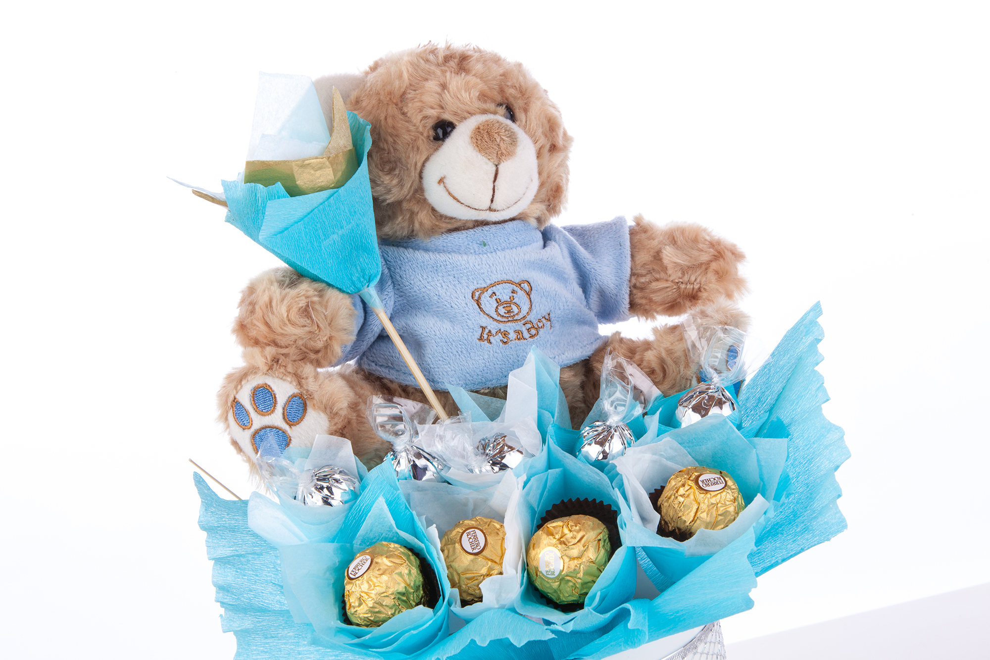 Chocolate bouquets canada order online now baby boy negle Image collections